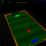 3D Air Hockey Demo for pc icon
