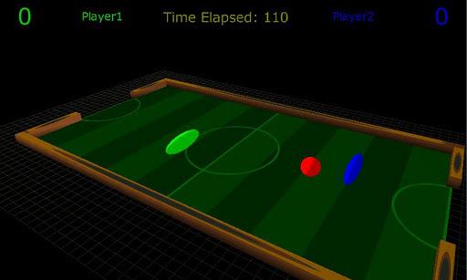 3D Air Hockey Demo pc screenshot 1