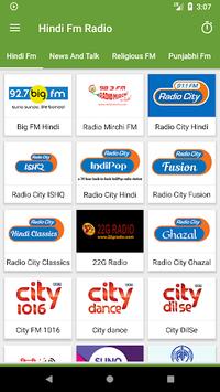 Hindi Fm Radio HD APK screenshot 1