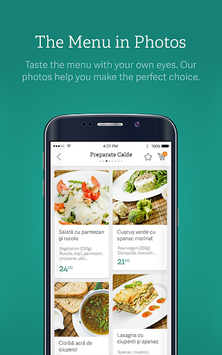 hipMenu - Easy Food Delivery APK screenshot 1