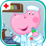 Emergency Hospital: Injection icon