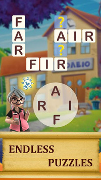 Wordsdom – Best Word Puzzles APK screenshot 1