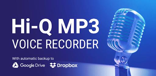 Hi-Q MP3 Voice Recorder (Free) pc screenshot