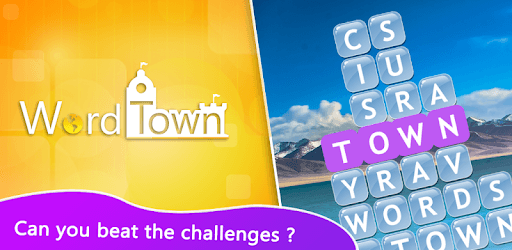 Word Town: Search, find & crush in crossword games pc screenshot