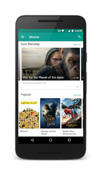 PopCorn APK screenshot 1