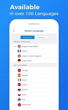 iTranslator - Smart Translator - Voice & Text APK screenshot 1