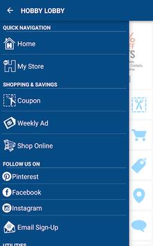 Hobby Lobby Stores APK screenshot 1