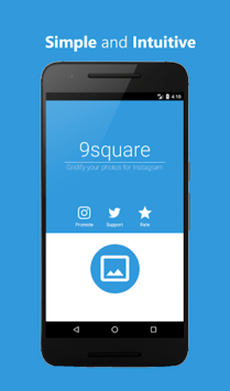 9square for Instagram APK screenshot 1