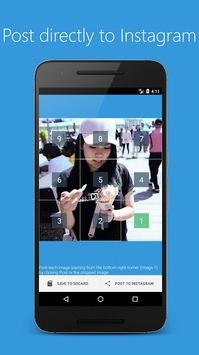 9square for Instagram APK screenshot 1