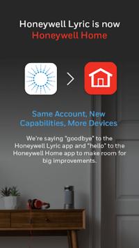 Honeywell Home APK screenshot 1