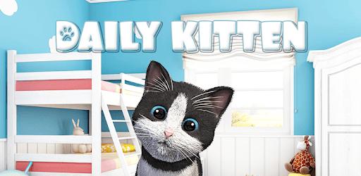 Daily Kitten : virtual cat pet pc screenshot