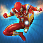 Flying Iron Spider Hero Adventure FOR PC