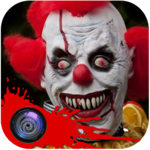 Horror Clown Mask Photo Editor FOR PC