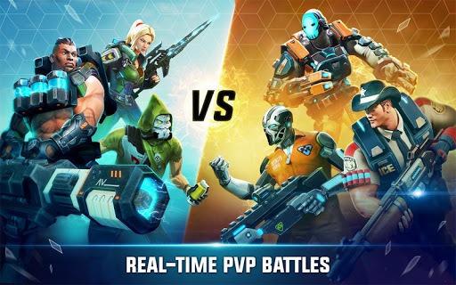 Hero Hunters APK screenshot 1