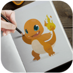 Learn to draw Pokemons icon