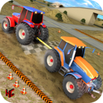 Pull Match: Tractor Games icon