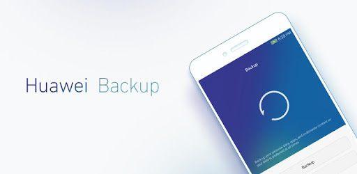 Huawei Backup pc screenshot