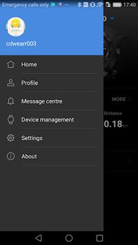 Huawei Wear APK screenshot 1