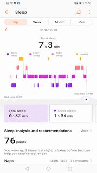Huawei Health APK screenshot 1