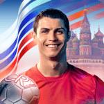 Cristiano Ronaldo: Kick'n'Run 3D Football Game icon