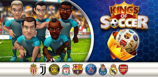 Kings of Soccer - Multiplayer Football Game pc screenshot