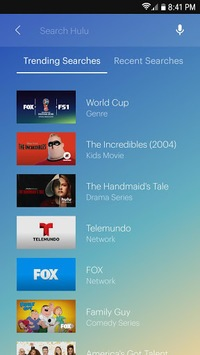 Hulu: Stream TV, Movies & more APK screenshot 1