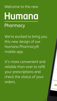 Humana Pharmacy APK screenshot 1