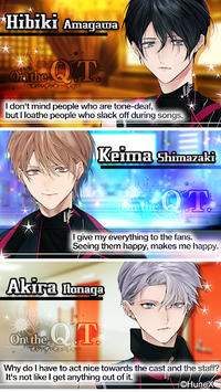 My Lovey : Choose your otome story APK screenshot 1