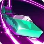 Rollercoaster Dash - Rush and Jump the Train APK icon