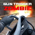 Gun Trigger Zombie icon