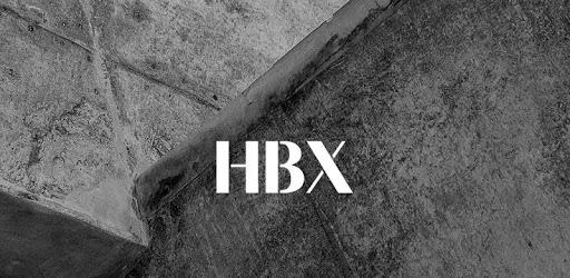 HBX | Shop Latest Fashion & Clothing pc screenshot