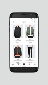 HBX | Shop Latest Fashion & Clothing APK screenshot 1