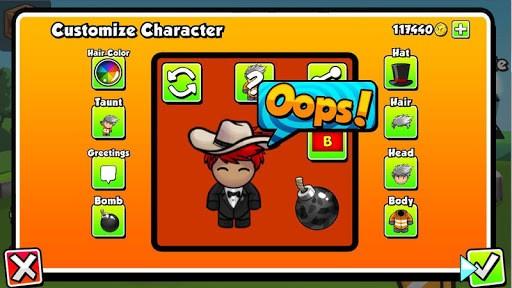 Bomber Friends APK screenshot 1
