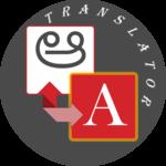 Telugu - English Translator icon