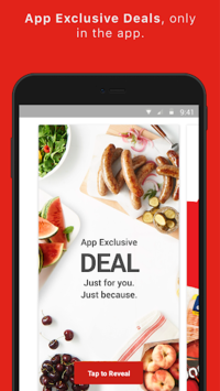 Hy-Vee – Coupons, Deals & more APK screenshot 1