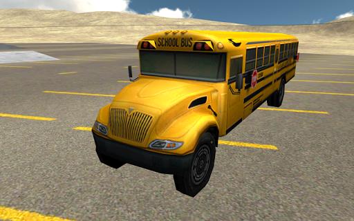 School Bus Driving 3D APK screenshot 1