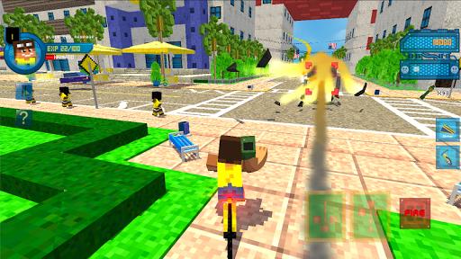 Block City Rampage APK screenshot 1