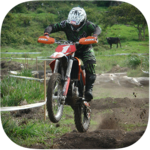 Offroad Bike Racing 3D icon