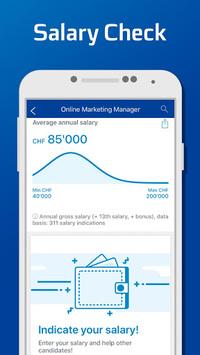 jobs.ch – job ads APK screenshot 1