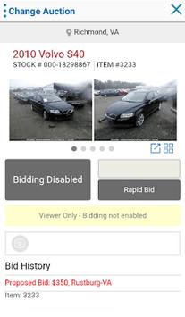 IAA Buyer Salvage Auctions APK screenshot 1