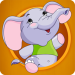 Animals Puzzle and fun games for Kids icon