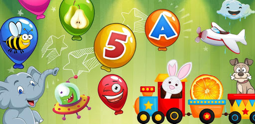 Balloon Pop 🎈 - educational game for Kids pc screenshot