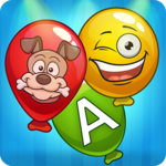 Balloon Pop 🎈 - educational game for Kids icon