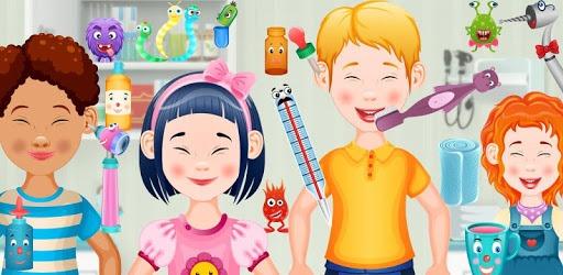 Kids Doctor Game - free app pc screenshot