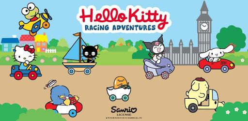 Hello Kitty Racing Adventures pc screenshot