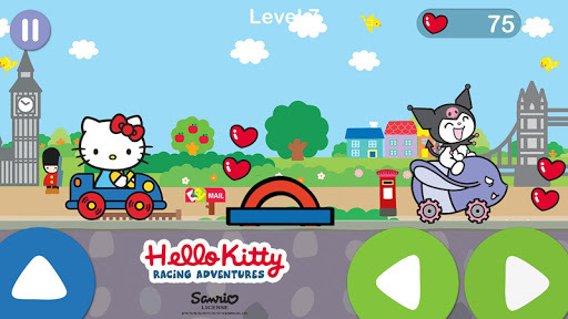Hello Kitty Racing Adventures APK screenshot 1