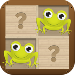 Mind game for kids - Animals icon
