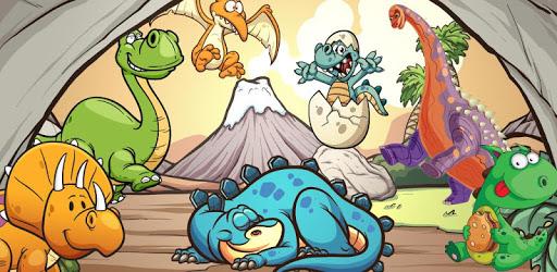 Kids puzzle for preschool education - Dinosaur pc screenshot
