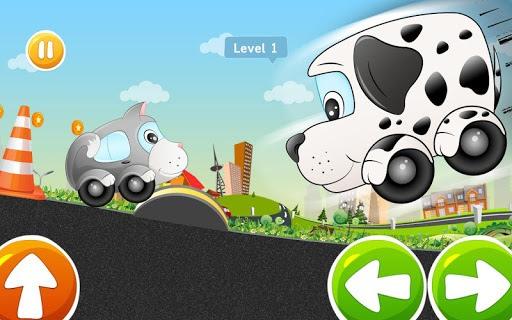Kids Car Racing game – Beepzz APK screenshot 1