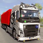 US Heavy Grand Truck Cargo 3D Driver icon